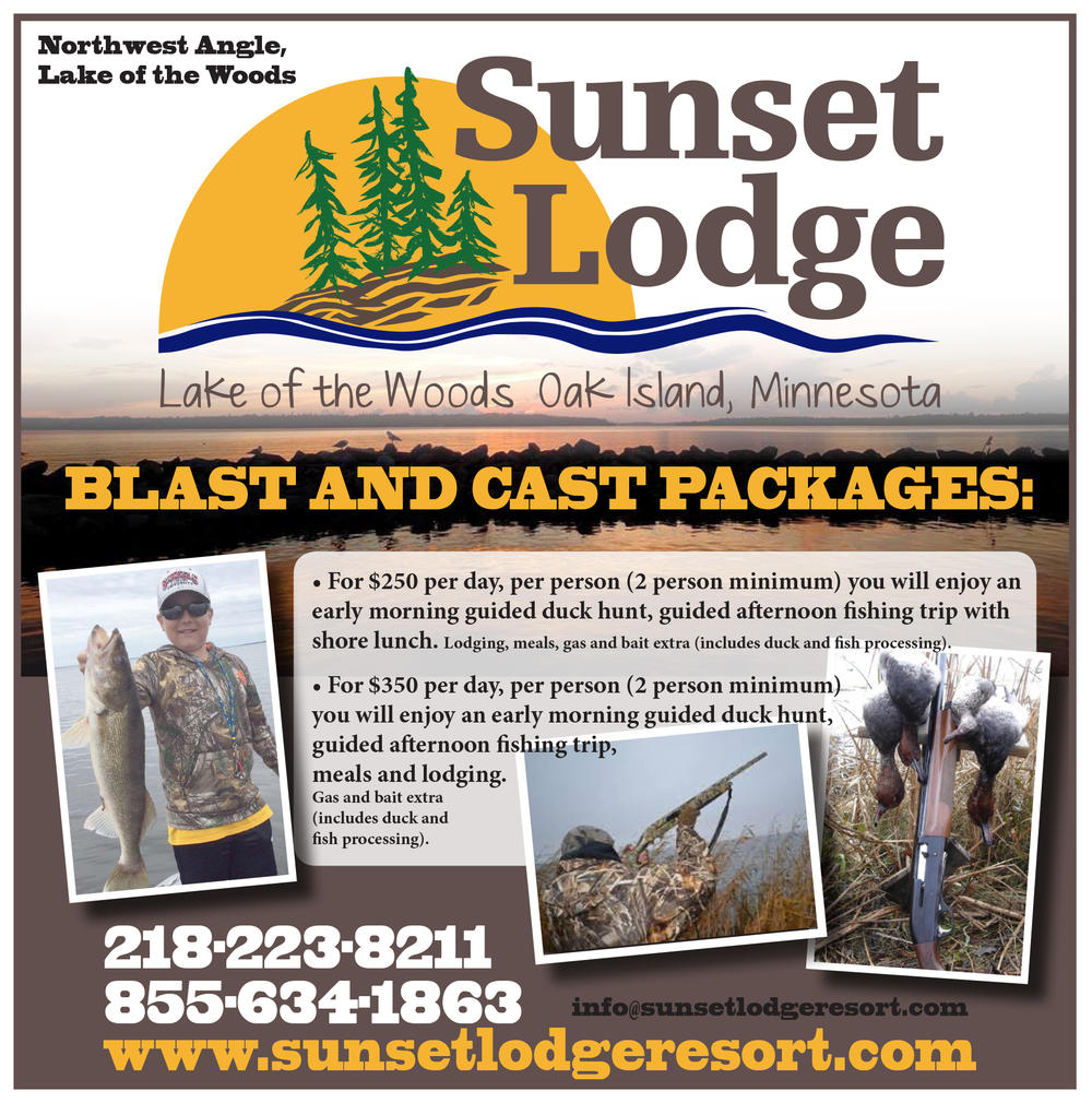 Fall Duck Hunting Specials at Sunset Lodge.jpg