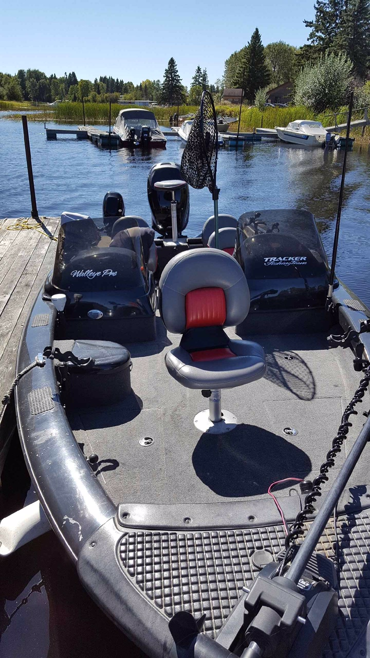 2007 Tracker Tundra 21 Dc Walleye Pro Free Listing For Sale List