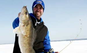 Ice Fishing Tips Right Under Your Nose