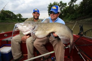 top midwest fishing red river cat