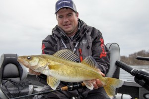 Creating lake maps for walleyes just got easier