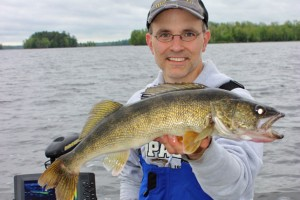 Walleye fishing opener: make technology work for you!