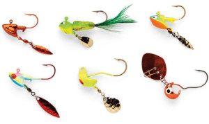 walleye spinner jigs