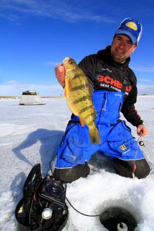 ice fishing destinations