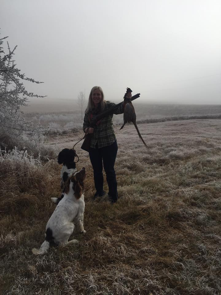 The 1,2,3's of Pheasant Hunting.